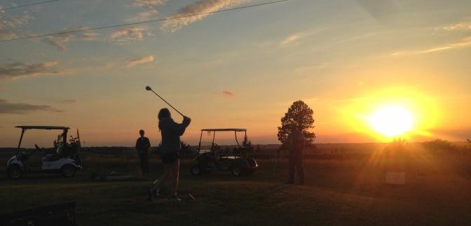 golf kasas