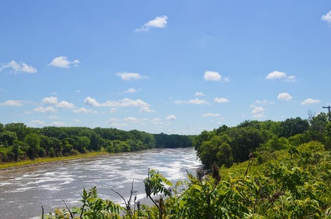 tuttle creek river